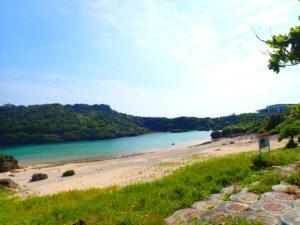 宮古島の観光スポットのイムギャーマリンガーデン