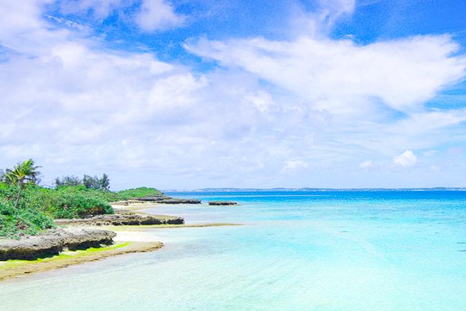 宮古島のシギラビーチ