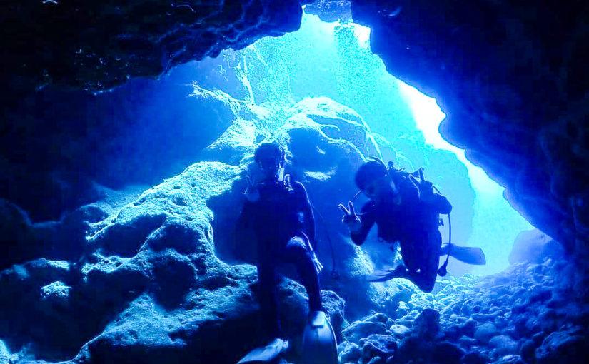 宮古島の体験ダイビング