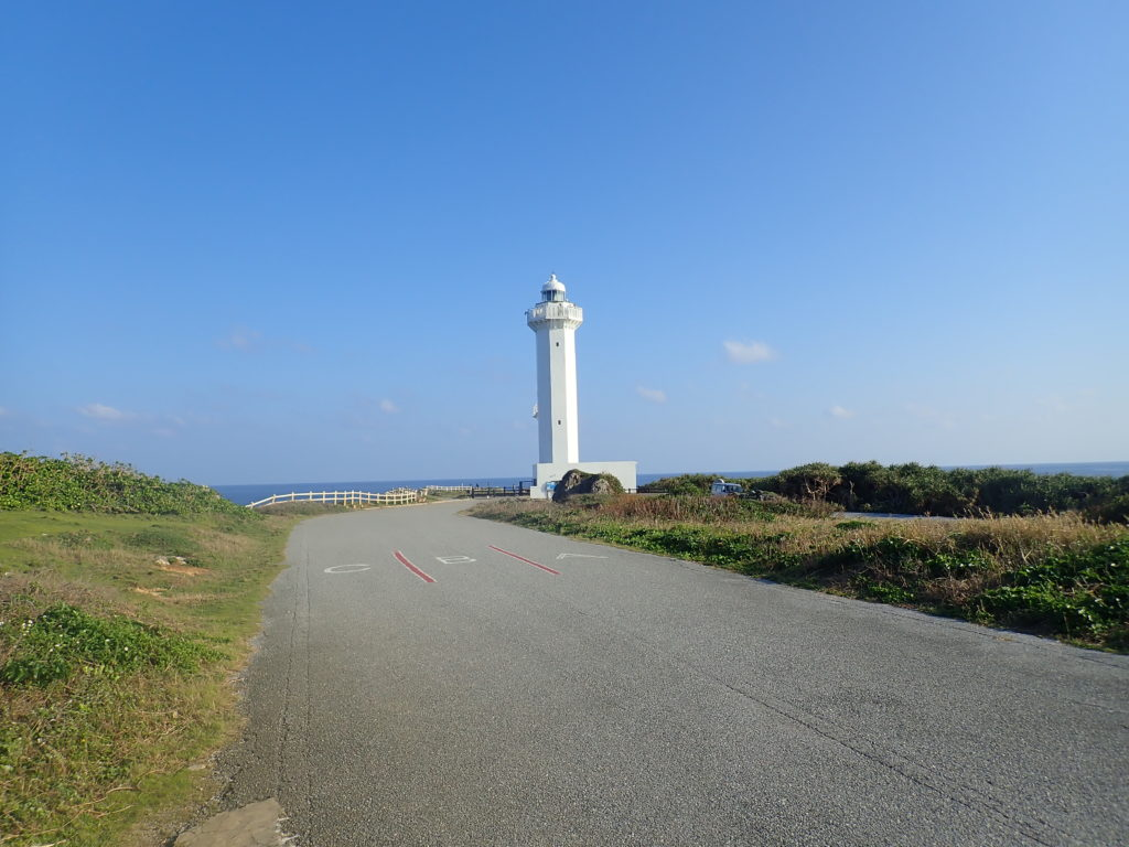 宮古島の観光スポットの東平安名崎