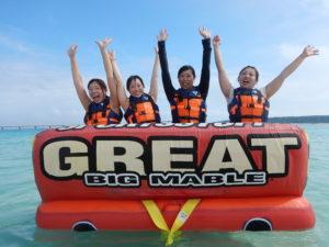 宮古島のマリンスポーツ