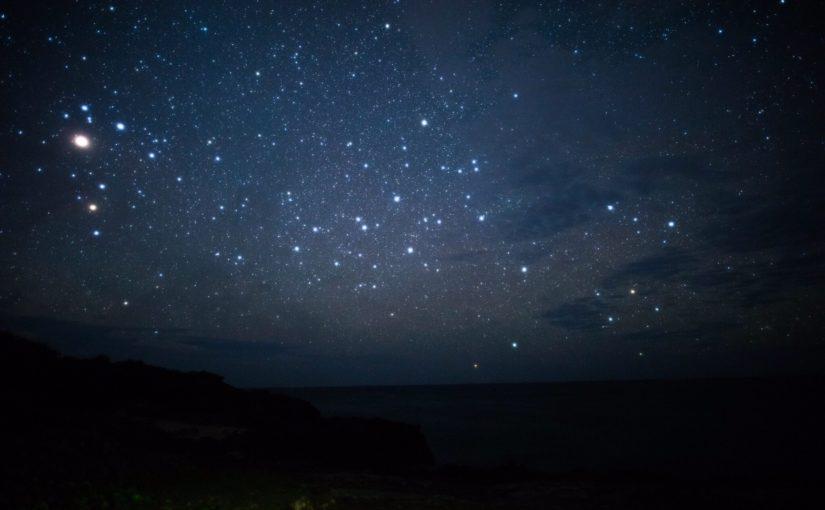 宮古島の星空ツアー