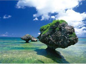 宮古島の観光スポットの大神島