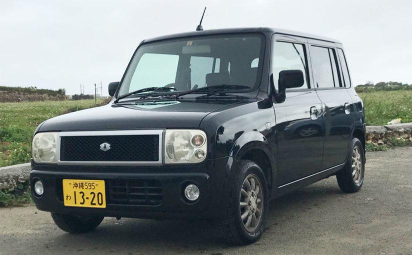 宮古島レンタカー_軽自動車