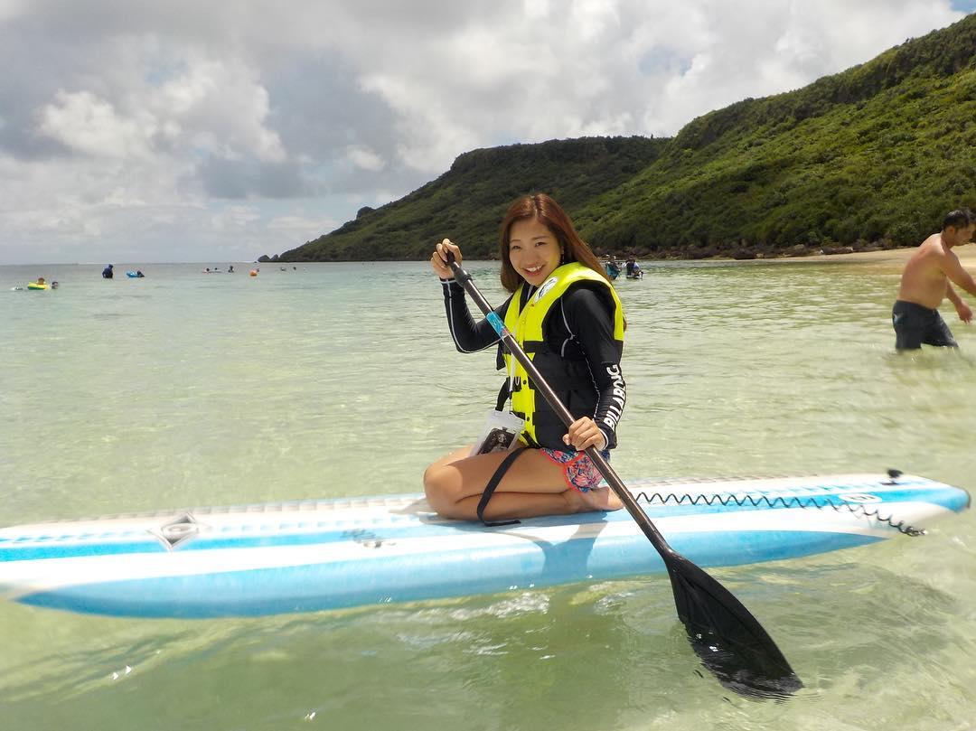 宮古島で体験SUPツアー