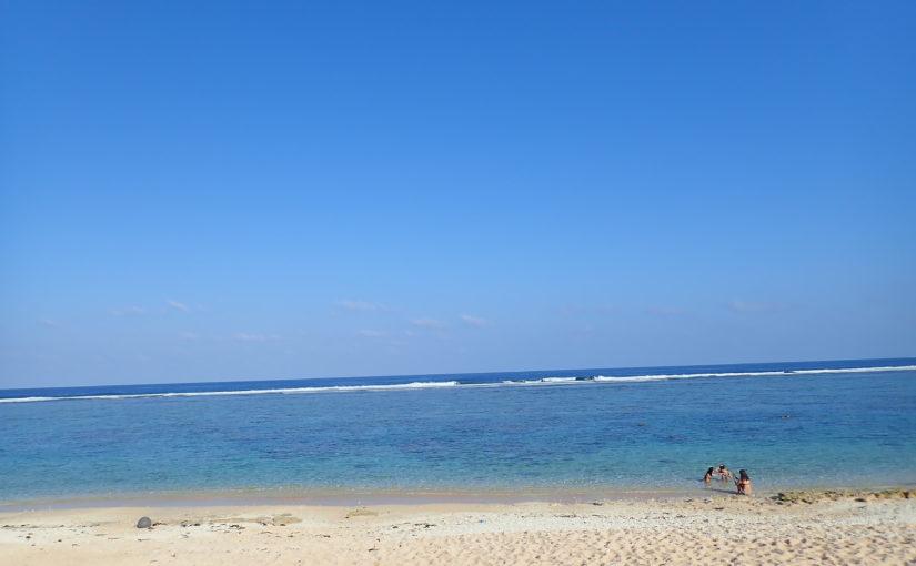 宮古島の吉野海岸