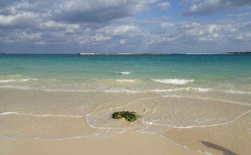 池間島の観光スポットのお浜