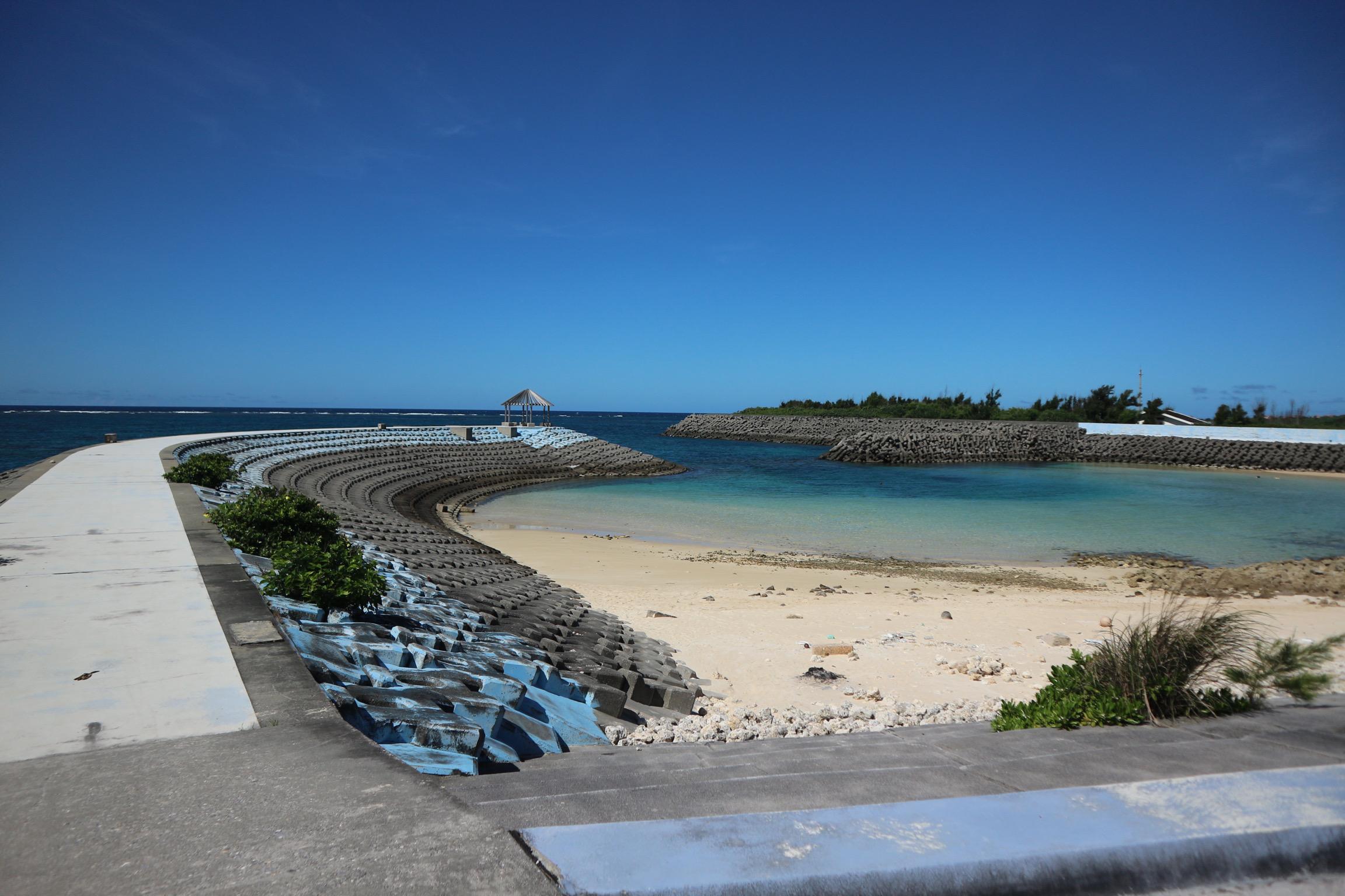 宮古島のわいわいビーチ