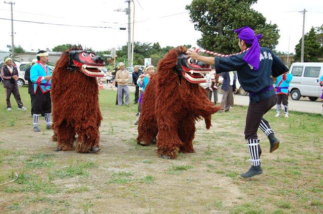 宮古島の旧二十日正月祭