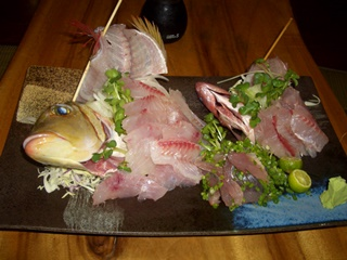居酒屋で釣った魚を食べられる