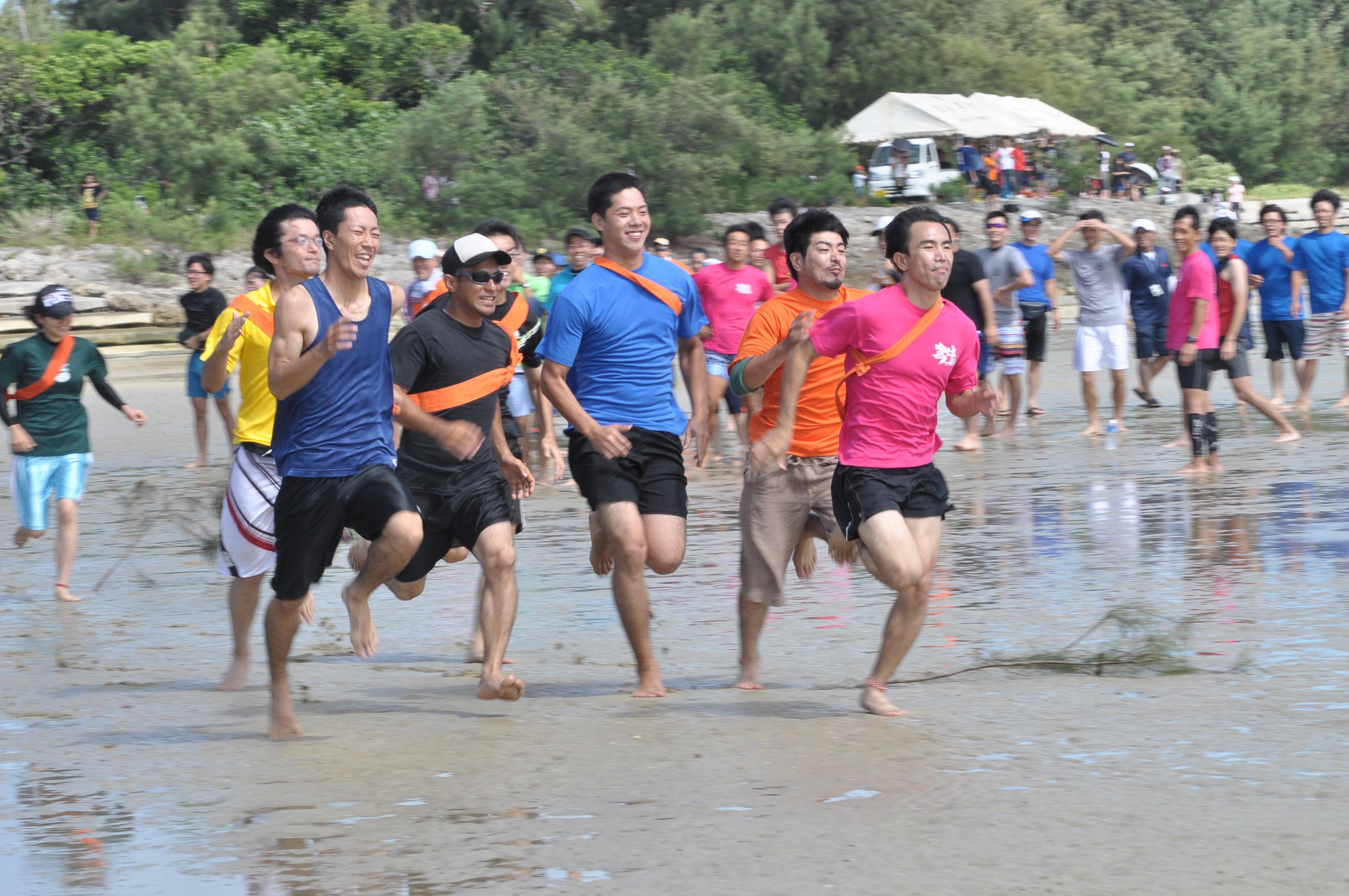 サニツ浜カーニバル
