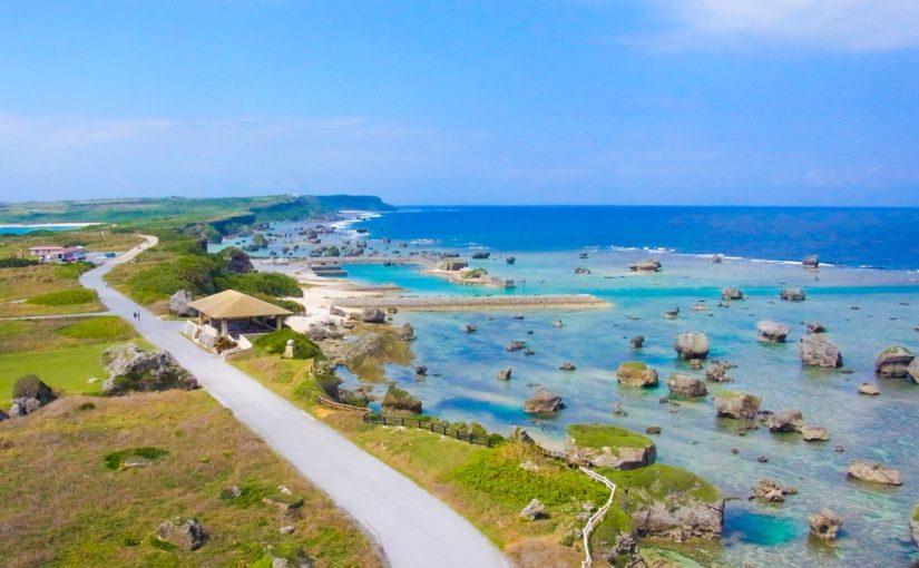 11月の宮古島のイメージ