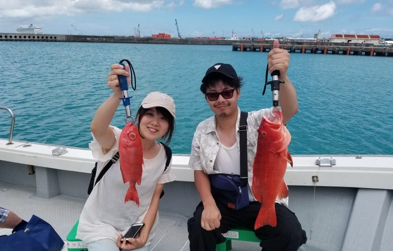 宮古島釣りツアー