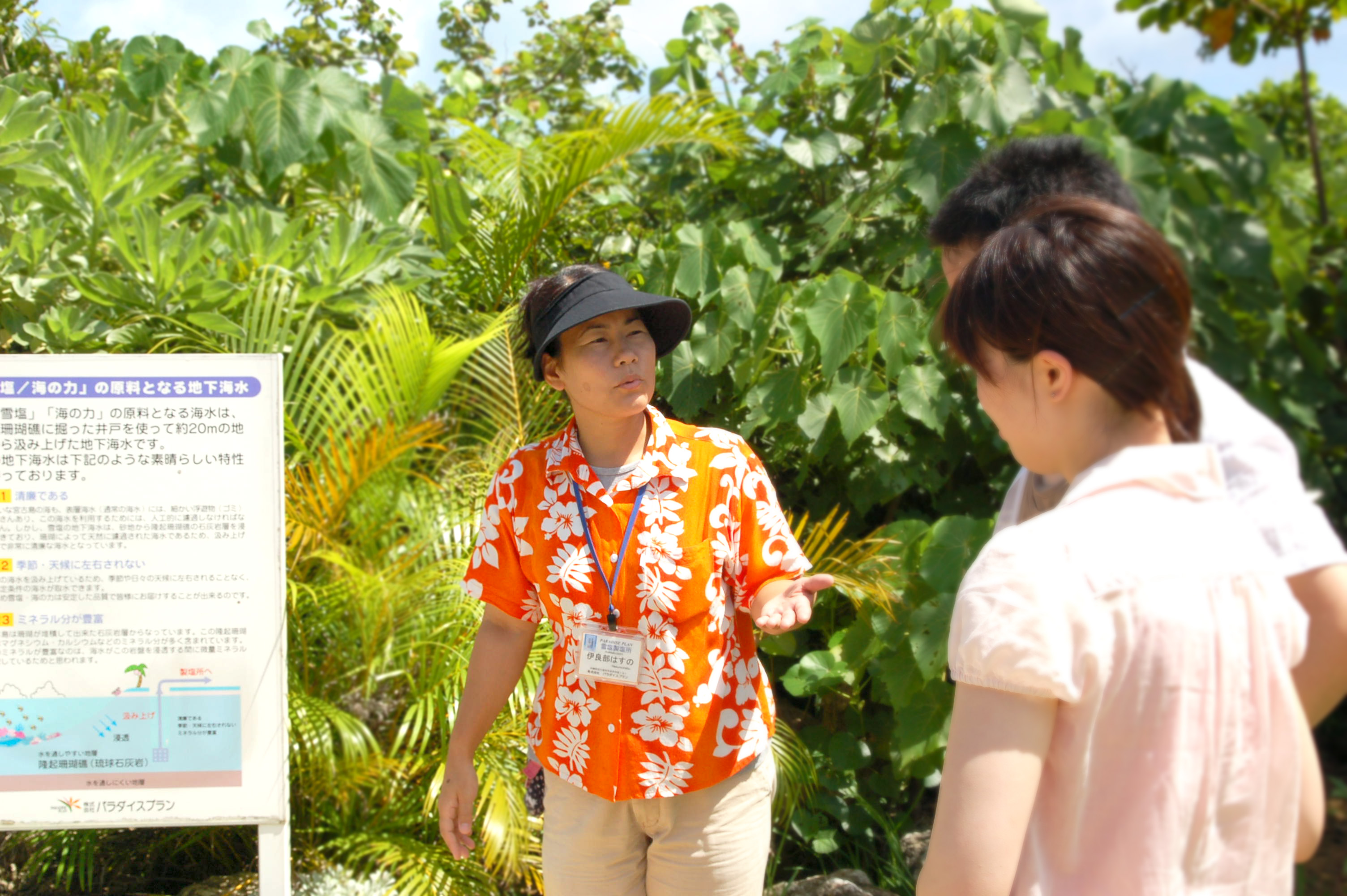 宮古島の観光バスツアー