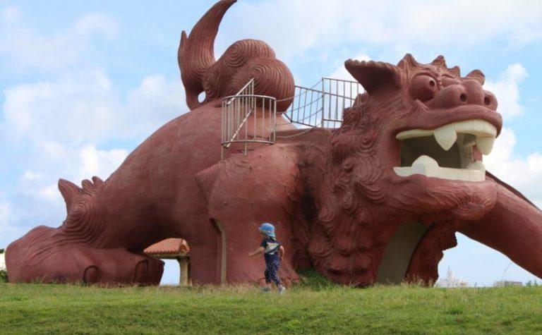 宮古島の観光スポットのカママ嶺公園