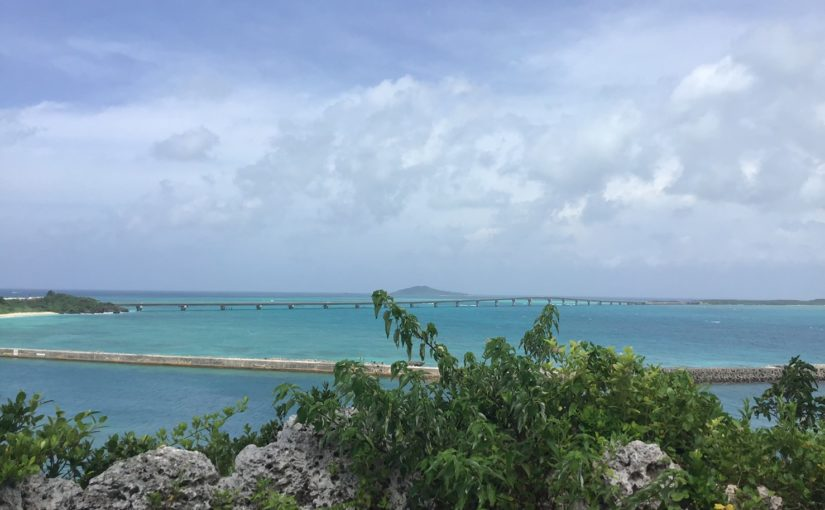池間島遠見台跡