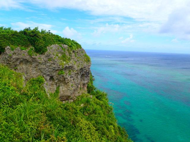 宮古島 イグアナ岩