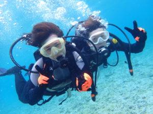 marine assist DEMI ダイビング