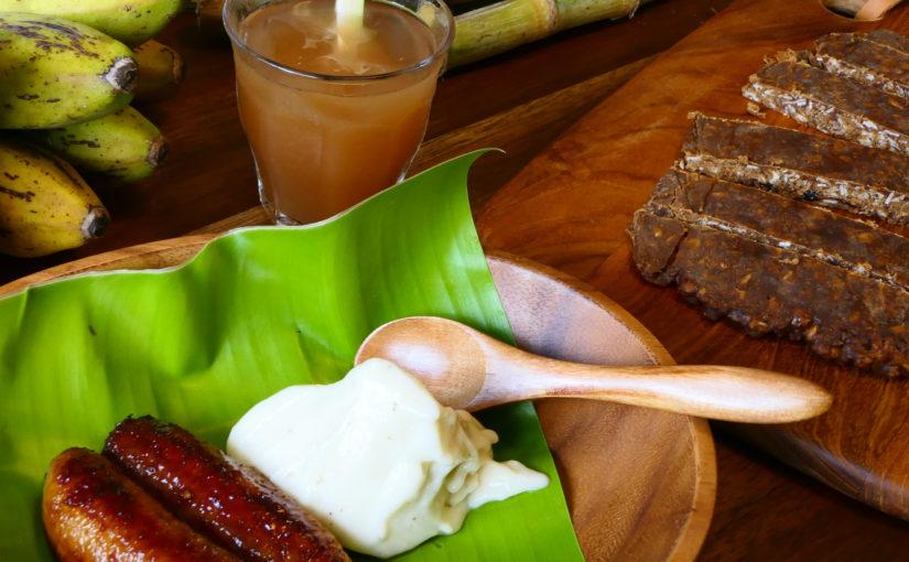 宮古島、手作り、黒糖、島バナナ、サトウキビ、オーガニック、体験
