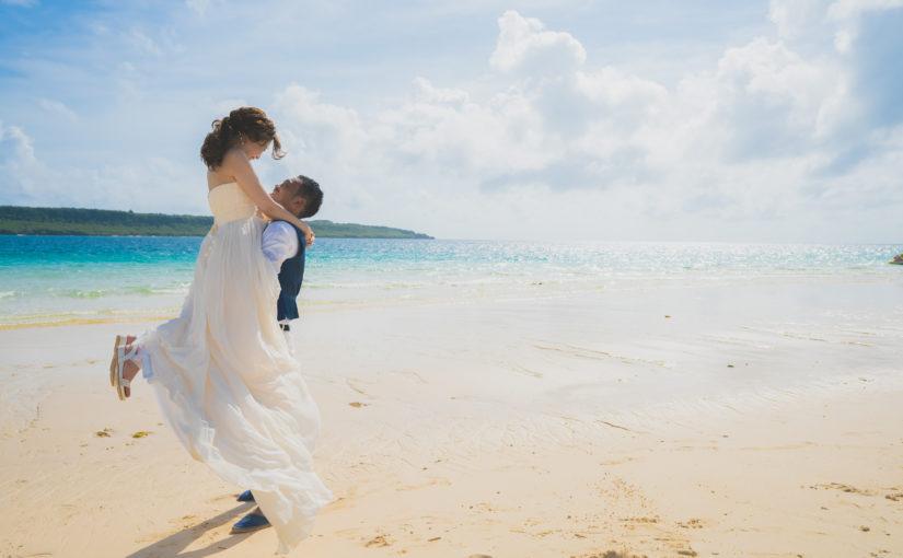 宮古島,ウェディングフォト,新婚,カップル,白い砂浜,宮古島の海